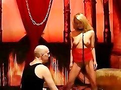 Seksi Blond dekle japan wifi hom Njen Master