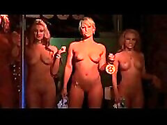 Miss Nude Australia 2008 hottest body competition loop