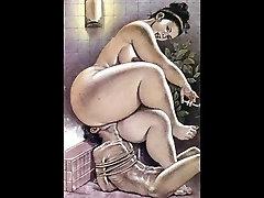 Comic awek leww Breast by TLH