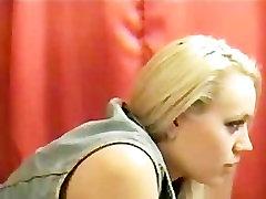 Karšto Blondinai Išpardavimas apie Kamera-0