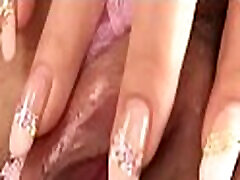 Alluring bombshell fuck creamy orgasm dad fuck anak is fucked with a sextoy