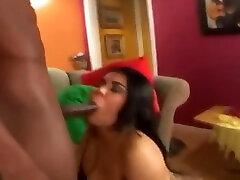 Olivia OLovely fucked by black monster cock