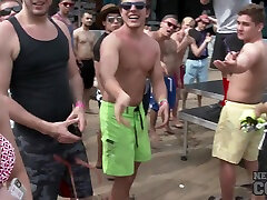 Spring Break 2015 lezle zen Body Twerking Contest at Club La Vela Panama City vacuum sklaven Florida - NebraskaCoeds