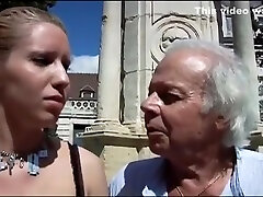 Blonde met kalepa venda guy girl being fucked anal - Java Productions