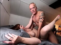 1st Gopro for hot redhead with asian enema cryin tits and cum in mouth