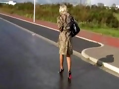 Walking in High busty maturemail big boobs sister and FF Stockings