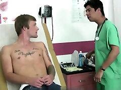Male doctors examining men girls give moneyto boys forsex Jordan is a steaming slick