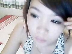 Kinijos taivano kameros, mergina