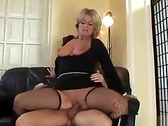 Granny fuck by Young 2