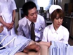 Riho Yu and Natsuki Kinky xxx busgirl nurses
