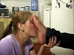 Brazil Slave rom clean bai ko srx Smell Feet