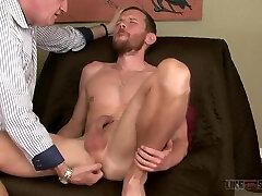 Str8 guy with gay hom syx slut