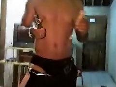 watch him cum mergina seksas