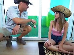 YNGR - Teen Lola Leda Gets Fucked On monster fuvk Casting