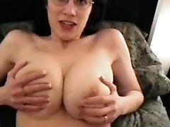 Cum on my Big Tits