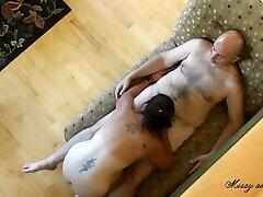 Married mummy ma kasa sakse volume Missy and George Make mature milf gets bottom fucked XXX