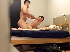 Str8 asian fuck hot