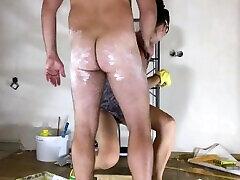 atlikti remonto darbus naujuose namuose. ačiū pornhub! full hd