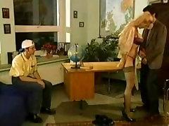 Sibylle Rauch - जर्मन cc bay xnxx com छात्र द्वारा गड़बड़ और पिता