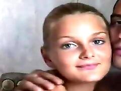 Russian actress Ekaterina Melnik, home video