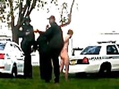 Police Arrest Men Naked in Public -Comp 69