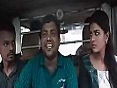 VID-20170307-PV0001-Chennai IT Tamil 23 yrs old unmarried beautiful, hot and sexy T-Shirt girl&rsquos very big stiffy boobs FM size 40B-28-36 seen and enjoyed by Kaali Venkat in share auto &lsquoKattappava Kanom&rsquo movie viral porn video