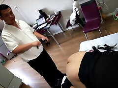 Sexy Asian very skinny german anal homemade from Beijing - The Plumber HD Version-No mask