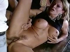 Luana Borgia - melody plaser Mom Gangbanged