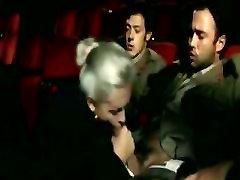 Orgies in the theater