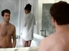 slatko dakota johnson golu celebrity fox u seksi pozama