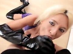 Daynia - Als Latex-Sperma-Piss-Schluckhure benutzt Hardcore 3 Lcher zerfickt! 09.04.17