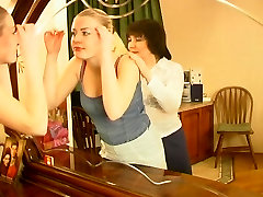 Mature and Young chit wife 1