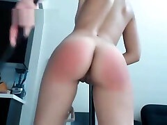 Fat young hairy armpits solo Asian Girl Spanks