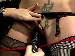 Bound sub punished by mistress stormy daniels femdom with toys