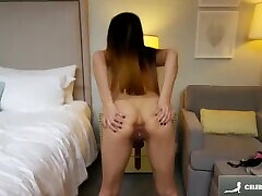 TWICE Dahyuns Perfect Fuck in Hotel - Celebrity love storuy - HD