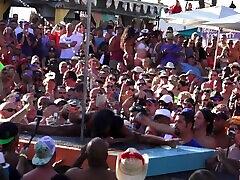 Out of Control gujarati deshi sxce video bhabi Flashing Pool Party Twerking Sluts