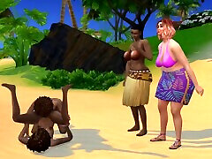 Sims 4 sunny leon anal sex vedios Family Fuckfest - Island Family Vacation 3discontinued