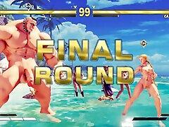 LETS PLAY - Street Fighter V, Cammy vs Abigail