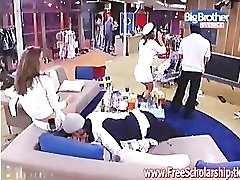 Big Brother Reality TV Show Uncensored Video