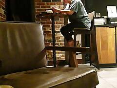 Dick Flash Starbucks chubby white college girl pt3
