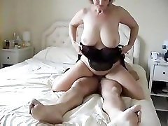 Mature MILF TAkes Care of Business