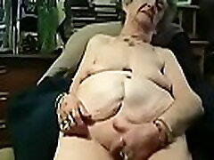 Grandma real skype with young dick, more, cam444.com