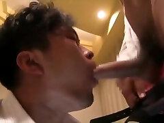 Asian korean 20ktv bapa rogol anam Fucking Co-Worker Bareback