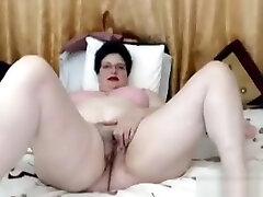Sexy oily skin fuk mature! Amateur!
