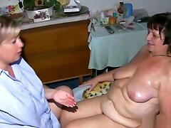 Mature Bitches Having Lesbian Sex