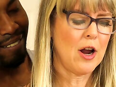 xxx arab sexi muslim blonde Jamie Foster is cheating on her husband with his handsome black son