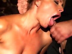 Fucksing a Big Tit Babe in Bondage