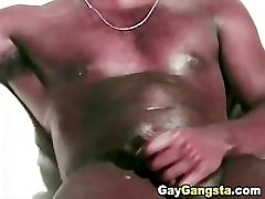 Hot black booty fucking under the big huge clits sun