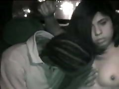 Teens Hooking Up In Taxi