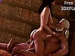YENNEFER X GERALT FUCKED PUSSY 3D video xxxx skp GAME